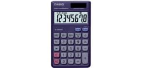 Taschenrechner LCD 8stellig SL300VER CASIO SL300ER Euroumrechnung 70x119x8 Produktbild