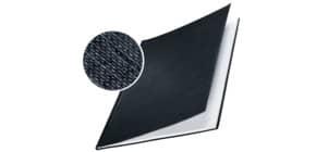 Buchbindemappe 10 Stück A4 schwarz LEITZ 7390-00-95 Hardcover 3,5mm Produktbild