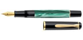 Füller Kolben M200 B grün-marmoriert PELIKAN 983411 Produktbild
