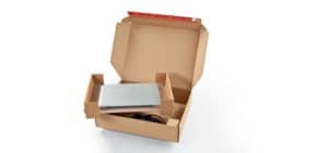 "Notebook 17/"" 49x41x10cm COLOMPAC Versandkarton f"