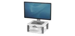 Bildschirmständer platin/ grah FELLOWES FW91713 Plus Produktbild