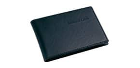 Visitenkartenbuch 11x7cm schwarz SIGEL VZ170 20 Hüllen Produktbild