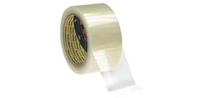Verpackungsband 50mm 66m transparent SCOTCH 371T5066 PP Produktbild