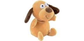 Plüschtier Laber Hund LAB707 18cm Produktbild