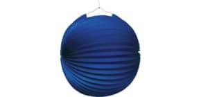 Lampion Ballon blau 1524 D25 cm Produktbild