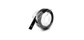 Prägeband 9mm 3m schwarz DYMO S0898130 Produktbild