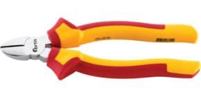 Seitenschneider VDE 16cm rot/gelb FORTIS 600038243 Produktbild