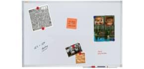 Schreibtafel 120x90cm weiß FRANKEN SC3103 X-tra!Line Produktbild
