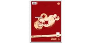 Collegeblock A4 80BL rautiert URSUS 040480030 70g Produktbild