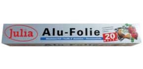 Aluminiumfolie 29,5cmx20m JULIA A10795 Produktbild