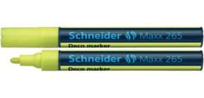 Decomarker Maxx 265 gelb SCHNEIDER 126505 1-3mm Produktbild