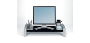Workstation Professionelle FELLOWES 8037401 sw/silber Produktbild