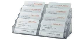 Visitenkartenspender SIGEL VA138 für ca. 400 Stück Produktbild
