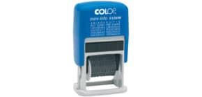 Wortbandstempel Mini-Dater COLOP S120/W Produktbild