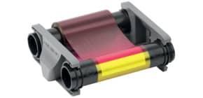 Farbband YMCKO mehrfarbig DURABLE 8911 22 Duracard Produktbild