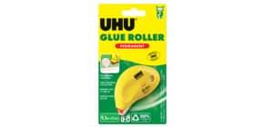Kleberoller Dry&Clean perman. UHU 50465 Einweg Produktbild