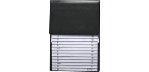 Telefonregister Schuppen schwarz RNK 1716-9 22x16cm Produktbild
