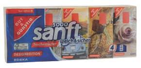 Taschentuch 4-lagig 150ST weiß G&G 5560497538 Produktbild