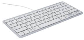 Tastatur Ergo Compact R-GO TOOLS RGOECQZW Produktbild