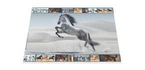 Schreibunterlage Pferde HERMA 19380 55x35cm Produktbild
