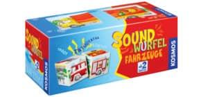 Soundwürfel Fahrzeuge KOSMOS 697372 Produktbild