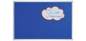Filztafel 120x90cm blau FRANKEN PT330303 X-tra!Line Produktbild