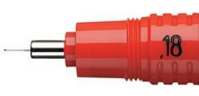 Zeichenspitze 0,18 mm ROTRING S0219110 R755018 Produktbild