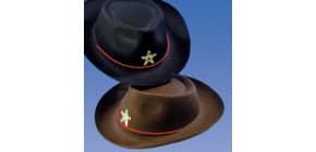 Hut Cowboy Jonny klein sort. 7645 Produktbild
