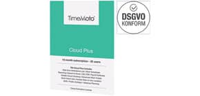 Software f. Zeiterfassung Cloud Plus TIMEMoto 139-0591 Produktbild