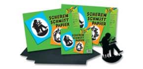 Scherenschnittpapier FOLIA 70301 35x50cm ungummiert 20ST Produktbild