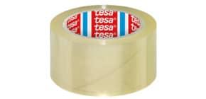 Packband 50mmx66m transparent TESA 04195-00000-02 Produktbild