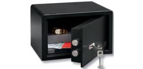 Tresor Point Safe dunkelgrau BURG-WÄCHTER P3S Produktbild