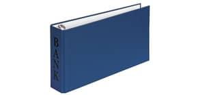 Bankordner Bank blau VELOFLEX 4168350 A6 Produktbild
