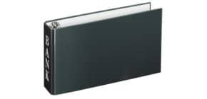 Bankordner Bank schwarz VELOFLEX 4168380 A6 Produktbild