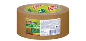Packband Papier 50mm 50m braun TESA 57180-00000-02 reißfest eco Produktbild