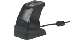 Zeiterfassungsgerät FP-150 anthrazit TIMEMoto 125-0606 USB Produktbild