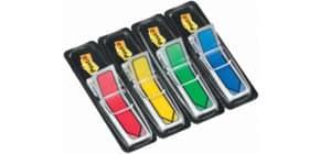 Index Pfeil 12x43 farbig sortiert POST IT 684 ARR3 4x24 Stück Produktbild