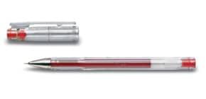 Gelschreiber ultrafein rot PILOT 2502 002 BL-G-TecC4 Produktbild
