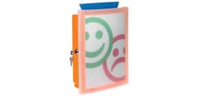 Combi-Box Image orangetransparent HAN 4102-61 IMAGE IN Produktbild