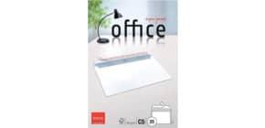 Briefhülle Office C5 80g weiß ELCO 7447012 HK PG=25St Produktbild