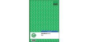 Aufmaßbuch A4h 50BL SIGEL AM415 Produktbild