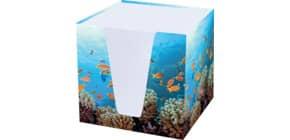 Notizklotz Unterwasser RNK 46737 9x9cm Produktbild