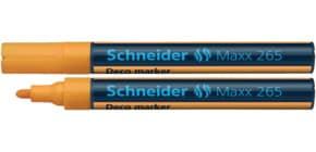 Decomarker Maxx 265 orange SCHNEIDER 126506 1-3mm Produktbild