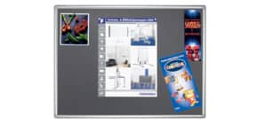 Filztafel 60x90cm grau FRANKEN PT830212 PRO Produktbild