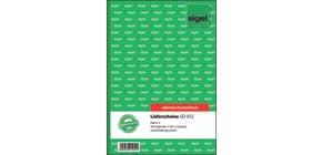 Lieferscheinbuch SD A5 SIGEL SD012 3x40 Blatt Produktbild