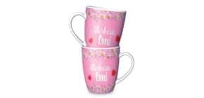 Kaffeebecher Allerbeste Omi LA VIDA 950316 250ml Für dich Produktbild