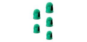 Blattwender Gr 5 grün LÄUFER 77519 22mm Latex Produktbild
