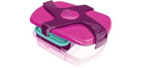 Brotbox Kids CONCEPT pink MAPED M870016 188x 80x253 mm Produktbild
