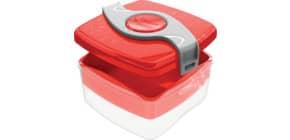 Brotbox Kids ORIGINS rot MAPED M870103 153x 87x170 mm Produktbild