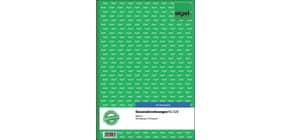 Kassenabrechnung A4 SIGEL KG428 2x50BL Produktbild